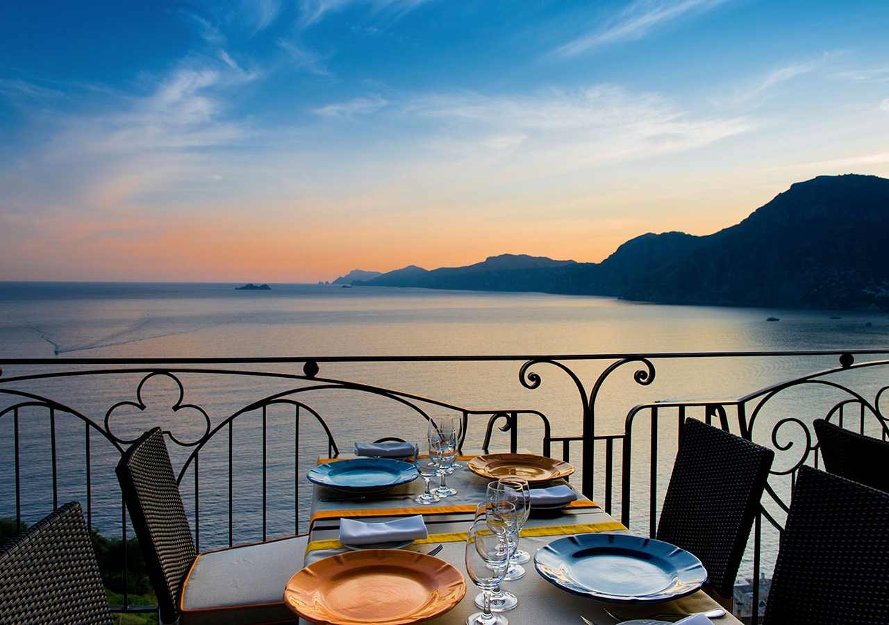 tramonto_d'oro_praiano_amalficoast_